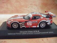 Chrysler Viper GTS-R N°10 du FIA Championship 2004