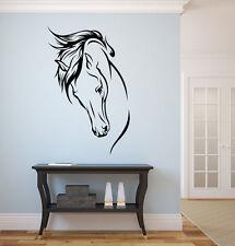 "Horse vinyl wall decal graphics 29""x45"""