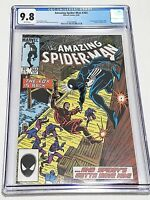 Amazing Spider-Man #265 CGC 9.8 NM/MT Marvel 1985 1st Silver Sable