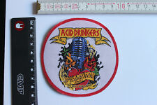 "ACID DRINKERS  Patch Limited Sold Out  ""Neu"" ! RAR !! Anschauen !"