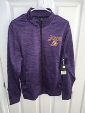 NBA BRAND Los Angeles Lakers Full-zip Jacket Lebron James