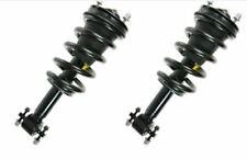 Mega Express Front Strut & Spring Assembly Pair Fits GMC Sierra 1500 2007-2013