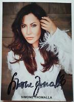 ⭐⭐⭐⭐ Simone Thomalla ⭐⭐Original Autogramm ⭐⭐ Autogrammkarte ⭐⭐ Tatort ⭐⭐⭐ ⭐