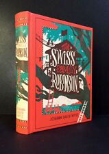The Swiss Family Robinson by Johann David Wyss (Bonded Leather Collectible)