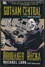 BATMAN GOTHAM CENTRAL BOOK 2 JOKERS & MADMEN DC HARDCOVER GN TPB #11-22 OOP NEW