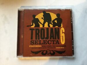 VARIOUS REGGAE ARTISTS - TROJAN SELECTA 6 ( SANCTUARY 2007 CD)