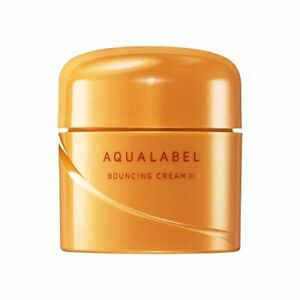 SHISEIDO Japan Aqua Label Bouncing Cream Moisturizing Cream (3) Very moist 50g*