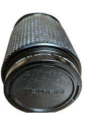 RMC Tokina Canon 35-135mm Zoom Lens With Macro C/FD Mount (1:3.5-4.5)