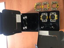 Pedali Corsa Speedplay Zero Chromoly Pedals Black completi di 5 paia Tacchetti