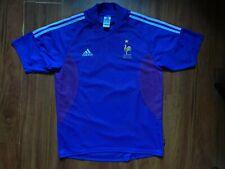 FRANCE FOOTBALL SHIRT 2002-2004 ORIGINAL JERSEY SIZE M