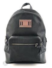 Coach Mens (F27609) Cordura West Nylon Black Antique Nickel Backpack Bag