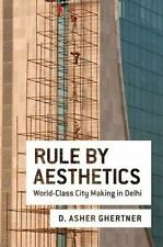 Rule by Aesthetics: World-Class City Making in Delhi (Paperback or Softback)