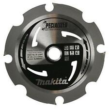 MAKITA B-22997 CIRCULAR SAW BLADE FOR FIBRE CEMENT BOARD WEATHERBOARD 165MM