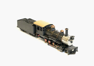 HOn3 - MDC Roundhouse Inside Frame 2-8-0 Steam Locomotive