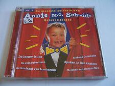 Annie M.G. Schmidt – DE MOOISTE SELECTIE VAN VOL. 1 Griezelliedjes – CD