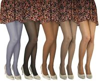 Patterned Tights 3D Highly Fashionable 50 Den Ange