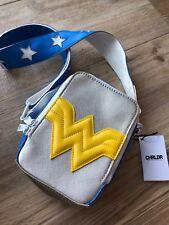 Nwt Paul & Joe Sister Wonder Woman Crossbody Shoulder Bag
