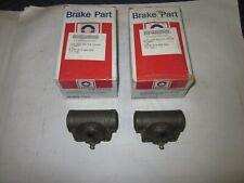 NOS 1974-87 Chevy GMC C10 K10 Truck Blazer Suburban Delco Rear Brake Cylinders