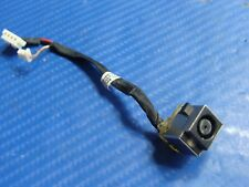 """HP ProBook 15.6"""" 4530s Genuine Laptop DC IN Power Jack w/Cable 6017B0300201 GLP*"""