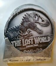 Jurassic Park Ultimate Trilogy (Dvd, 2012, 5-Disc Set) Free Shipping