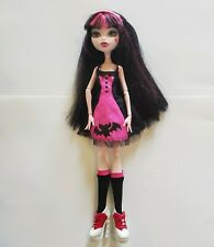 Monster High Doll DRACULAURA DRACULA CAFE DIE-NER Shoes Outfit Headband