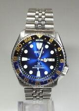 Classic Seiko 7S26-0020 SKX007 Men's Automatic Dive Watch Save the Ocean Mod