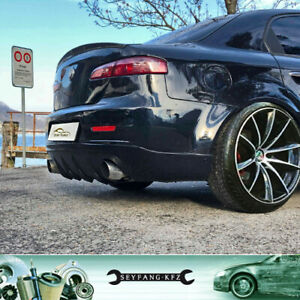 Heckspoiler aus Carbon für Alfa Romeo 159