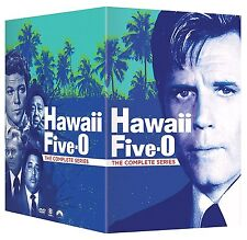 HAWAII FIVE-0 Complete Season Series 1-12 1 2 3 4 5 6 7 8 9 10 11 12 5-O NEW DVD