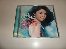 Cd   Selena Gomez & The Scene  – A Year Without Rain