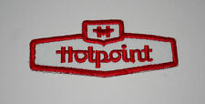 Vintage HotPoint Kitchen Appliance Refrigerator Stove Hat Patch NOS 1970s