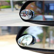 Car Rearview Blind Spot Side Rear View Mirror Convex Wide Angle Adjustable BS