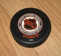 NHL Boston Bruins Official Licensed Product Hockey Puck Only