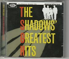 The Shadows Greatest Hits 1963, reissued 2004 with stereo and mono versions