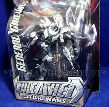 New - GENERAL GRIEVOUS UNLEASHED - Star Wars Figure Statue 2005