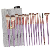 14x Pinceaux Maquillage Professionnel Maquillage Brosse Makeup Brushes