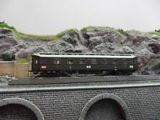 Brawa 45203 D-Zugwagen AB 4ü 04282 der K.P.E.V. Ep I H0 !Angebotspreis!