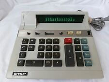 Rare Vintage Sharp Compet CS-2115 Calculator Electronic Calculating Machine