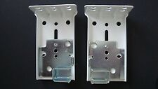 Single Rod Drop-In Brackets from KIRSCH, for Superfine Traversing Rod
