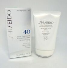 Shiseido Urban Environment UV Protection Cream SPF 40 ~ 1.9 oz. ~ BNIB