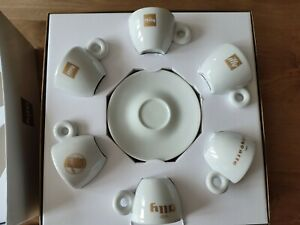 illy Limited Edition Heritage Set of 6 Espresso