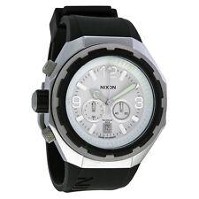 Nixon Steelcat Watch (White)