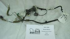 Mazda Miata Passenger  door wiring harness  2001-05