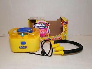Zuru Bunch O Ballons Inflator Machine Working