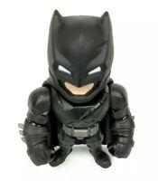 """Black Armored Batman 4"""" Metals Die Cast Figure M8 - Batman v Superman DC Comics"""