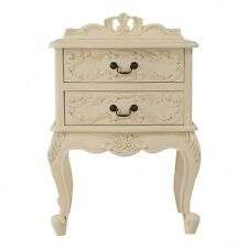 Rococo Parisienne Cream  Bedside,Collection,Assembled