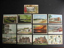 Canada 13 old Sarnia Ontario postcards, interesting group, check them out!