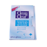 Clean and Clear Oil Control Film Blotting Paper 60pcs in 1 UK Trend