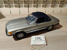 Cmc 1:18 Mercedes 450 SL 1973-1980