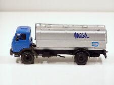 Mercedes Benz Milch Milk Truck - 1/50 - Conrad #3056 - Mint