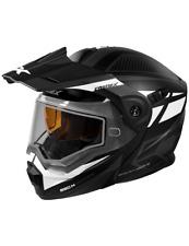 Castle X EXO-CX950 Blitz Snow Helmet XL Matte Black/White